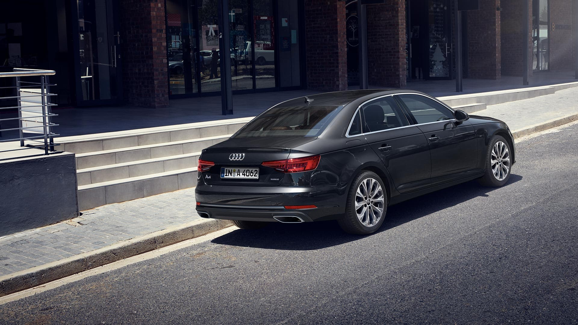 Audi A4 Berline 2019 Gt Audi A4 Gt Audi Belgi 235