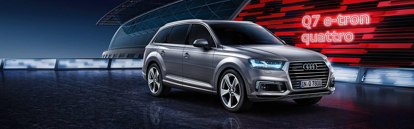 Audi Q7 E Tron >> Audi Q7 e-tron quattro > Audi Q7 > Audi België