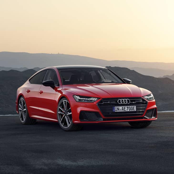 Het Hybride Gamma Elektrisch Audi Belgie