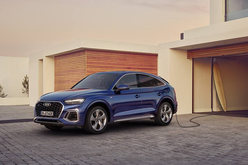 Audi Q5 Sportback TFSI e: veelzijdig, krachtig, efficiënt