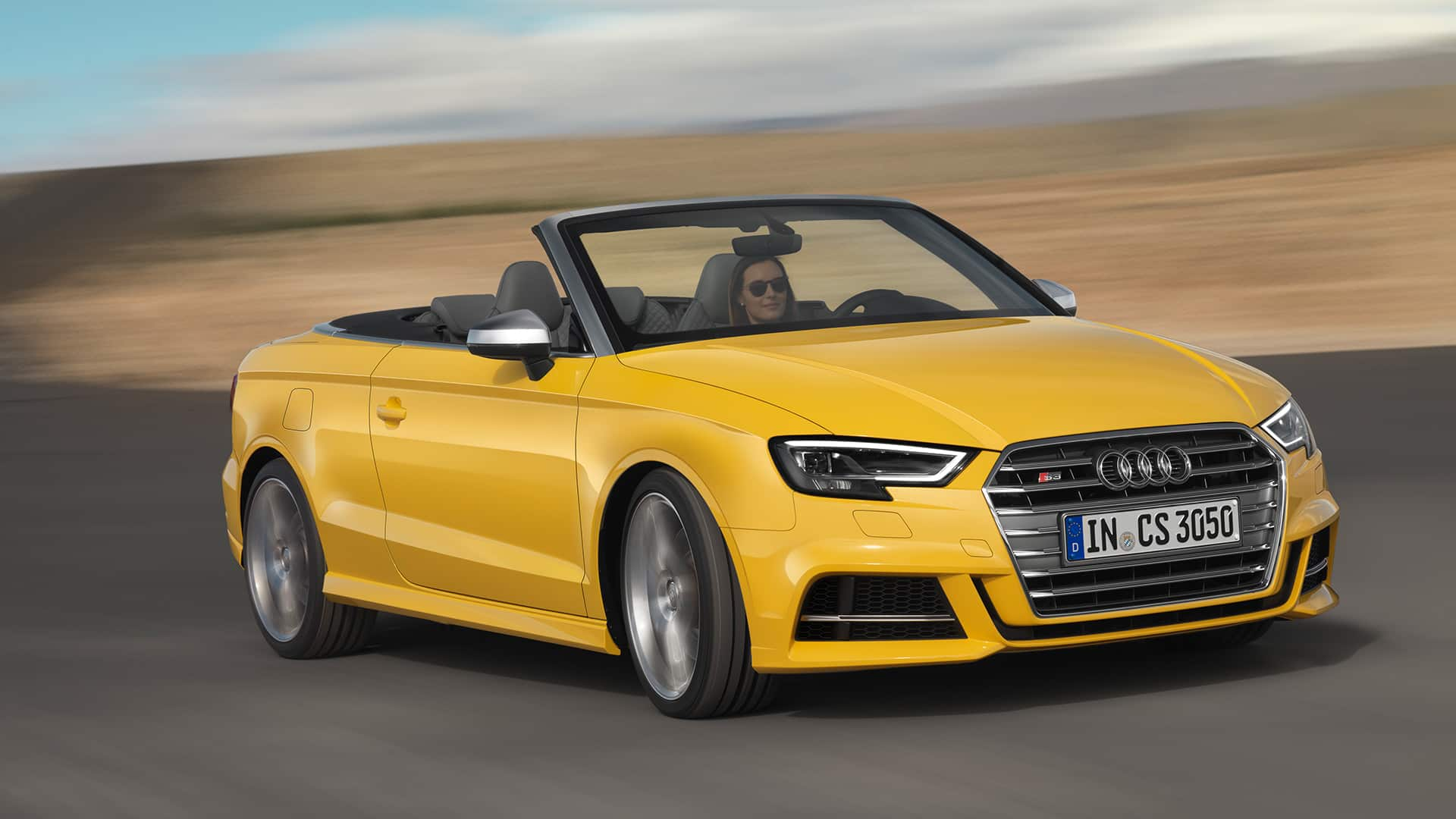 Audi A3 S3 Cabriolet